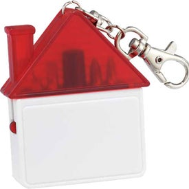 Home Sweet Home Tool Keychain with Your Logo