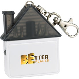Home Sweet Home Tool Keychain Printed with Your Logo