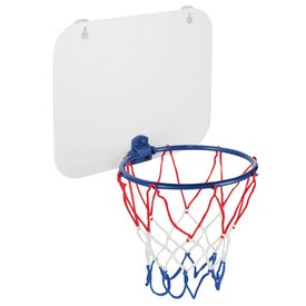 Customized Hoops Basketball Set