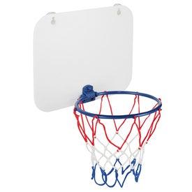 Customized Hoops Basketball Set