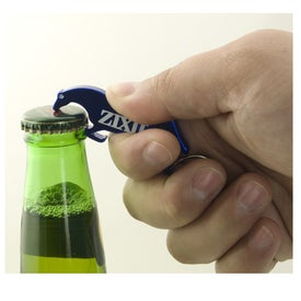 Horse Shape Bottle Opener Keychain for Your Organization
