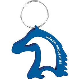 Horse Head Shaped Bottle/Can Opener for Advertising