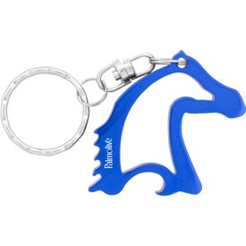 Horse Head Bottle Opener with Your Logo