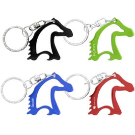 Horse Head Bottle Opener