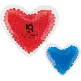 Hot or Cold Gel Pack (Heart)
