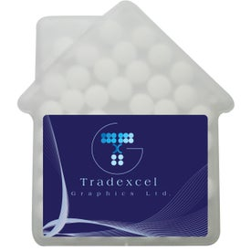 House Credit Card Mint for Customization