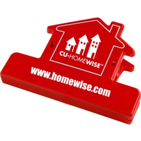 Promotional House Keep-it Clip