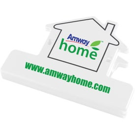 House Keep-it Clip Branded with Your Logo