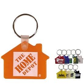 House Key Fob for Customization