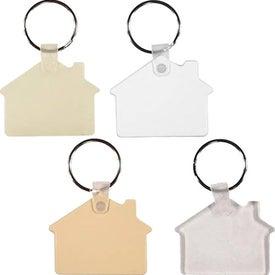 Imprinted House Key Fob