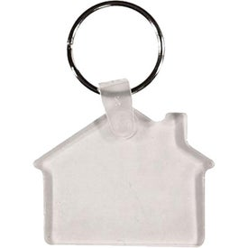 House Key Fob for Promotion