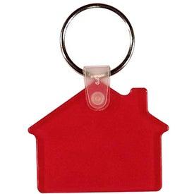 Printed House Key Fob