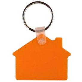 Logo House Key Fob