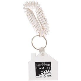 House Key Fob with Coil