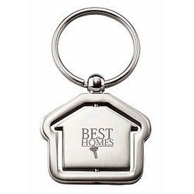 Promotional House Key Ring