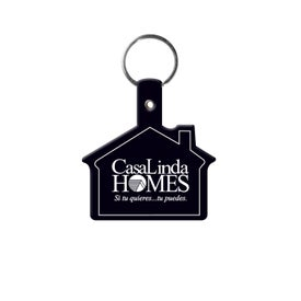 Vinyl House Key Tag for Promotion