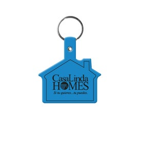 Vinyl House Key Tag Giveaways