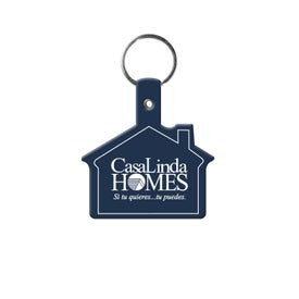Vinyl House Key Tag for Your Company