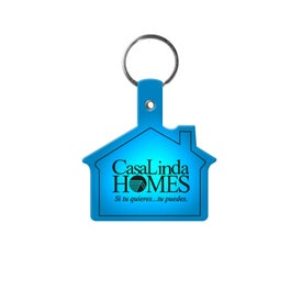 Personalized Promotional House Key Tag