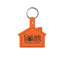 Custom Vinyl House Key Tag