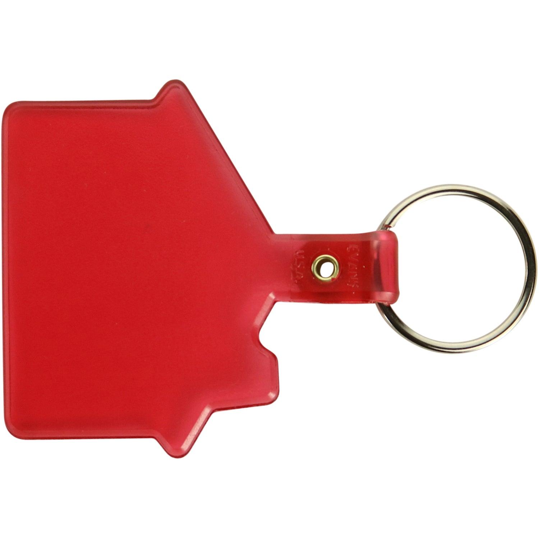 Vinyl House Key Tag Trade Show Giveaways 0 42 Ea