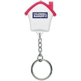 House Key Tag with LED Light