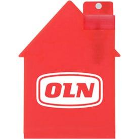 House Shape Lens Cleaner for Promotion