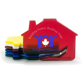 Company House Shaped Keystone Cutter