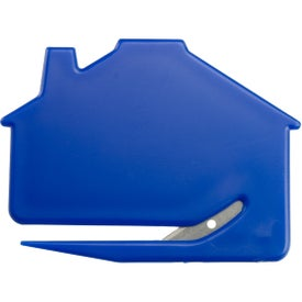 Advertising House Shaped Keystone Cutter