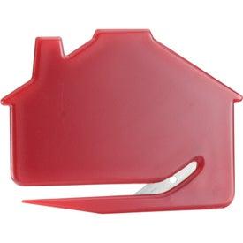 House Shaped Keystone Cutter Giveaways