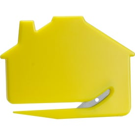 House Shaped Keystone Cutter Imprinted with Your Logo
