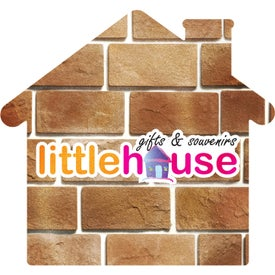 House Shaped Microfiber Cleaning Cloths