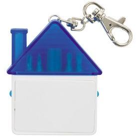 Imprinted House Shaped Tool