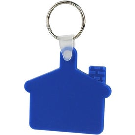 House Soft Key Tag with Your Slogan