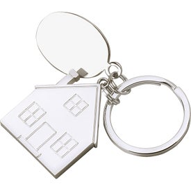 Custom House Tag Keyholder