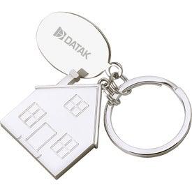 House Tag Keyholder