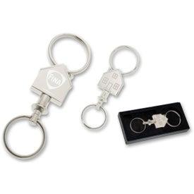 House Valet Keychain