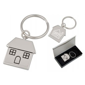 Houses Keychain for Your Church