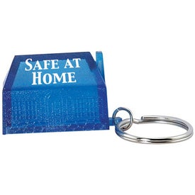 Houses Keytag for Promotion