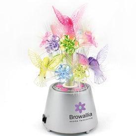 Hummingbird Fiber Optic Lamp for your School