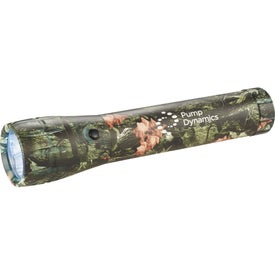 Hunt Valley Heavy Duty Flashlight with Your Slogan