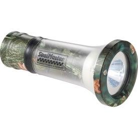 Hunt Valley Mini Lantern Flashlight Imprinted with Your Logo
