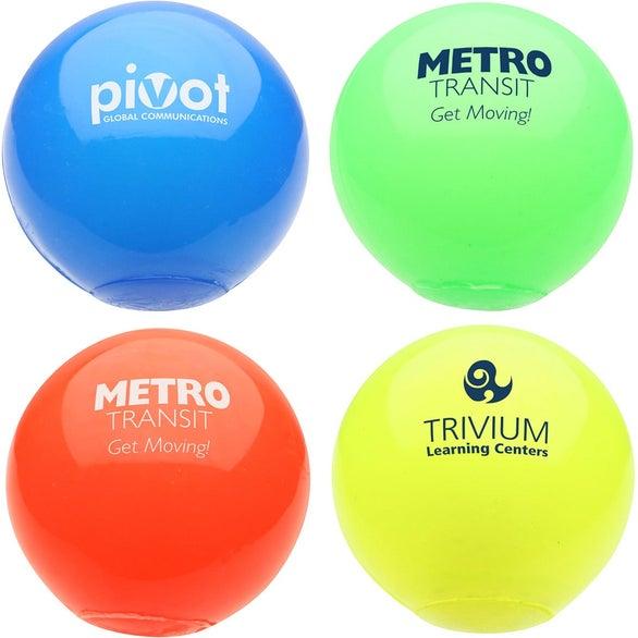 promotional hyper light balls with custom logo for 091 ea