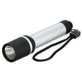 Printed Icarus LED Flashlight