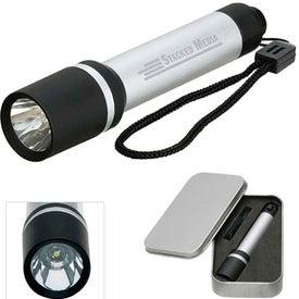 Branded Icarus LED Flashlight