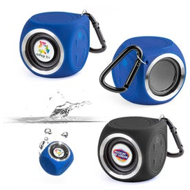Ice Cube Waterproof Wireless Speaker