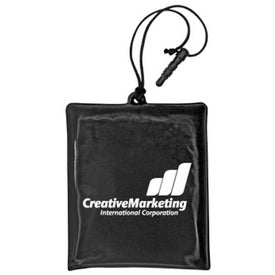 Logo iCleaner Pouch with CPR Shield