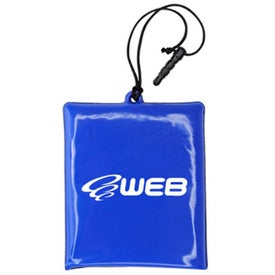 iCleaner Pouch with CPR Shield with Your Logo