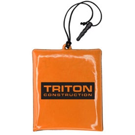 iCleaner Pouch with CPR Shield Printed with Your Logo