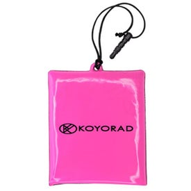 Promotional iCleaner Pouch with CPR Shield